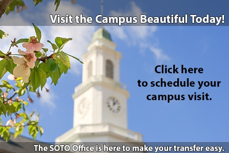 Click here to schedule your campus visit